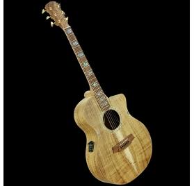 Cole Clark AN3EC-BLBL-AE elektroakusztikus gitár