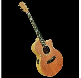 Cole Clark AN3EC-RDBL elektroakusztikus gitár