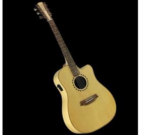 Cole Clark FL2EC-HSBB-LTD elektroakusztikus gitár - Limitált Kiadás