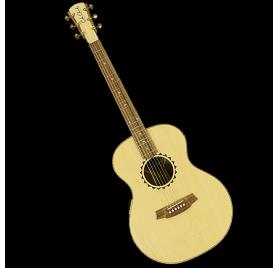 Cole Clark AN2E-HSBB-LTD elektroakusztikus gitár - Limitált Kiadás