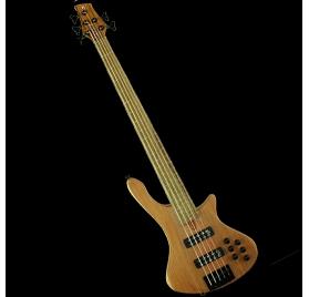Cole Clark LLB-5-RD basszusgitár - 5 húros