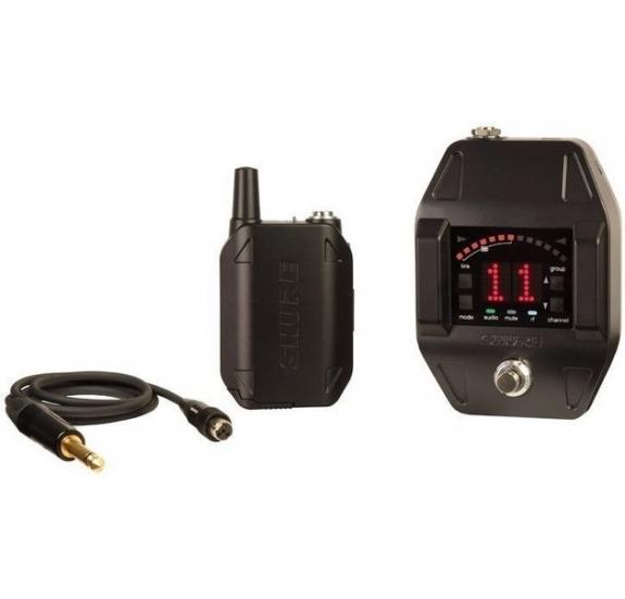 Shure GLXD16E-Z2 Digital Wireless Guitar Pedal System
