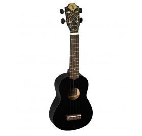 Baton Rouge UR1-S-MBK szoprán ukulele