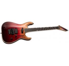 ESP LTD MH-1000HSQM BCHFD electric guitar