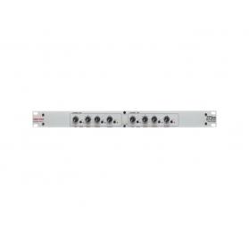 Voice-Kraft 223XS Aktív crossover, sztereó 2 utas / monó 3 utas