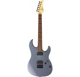 FGN E-Guitar, Boundary Odyssey, 2x Humbucker, Charcoal