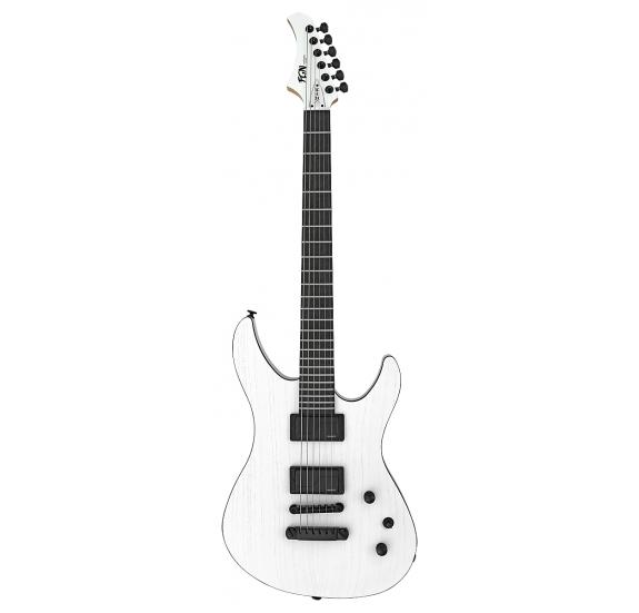 FGN J-Standard Mythic, Open Pore White  elektromos gitár
