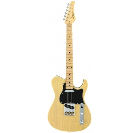 FGN E-Guitar, J-Standard Iliad, Off White Blonde, Bag