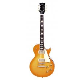 FGN E-Guitar, Neo Classic LS10, Lemon Drop, Bag