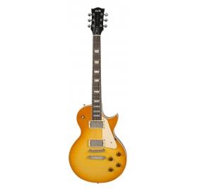 FGN E-Guitar, Neo Classic LS20, Lemon Drop, Bag