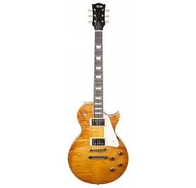 FGN E-Guitar, Neo Classic LS30, Vintage Violin, Bag