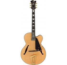 FGN E-Guitar, Masterfield Jazz, FP, Jazz Natural, Case