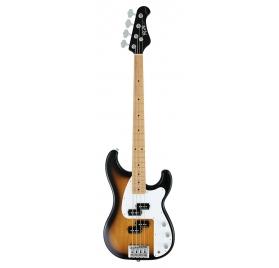FGN J-Standard Mighty Power 2-Tone sunburst basszusgitár