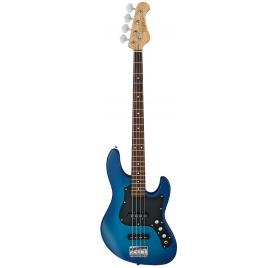 FGN Boundary Mighty Jazz Transparent Blue Sunburst basszusgitár