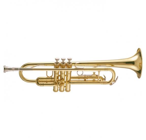 King Diplomat 601W Bb trombita
