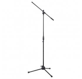 Soundsation SMICS-60-BK háromlábú állítható gémes mikrofon állvány