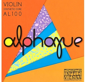 Thomastik AL100 Alphayue hegedű húrkészlet