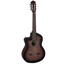 La Mancha Granito 32-CEN-AB-L electro classic guitar - left handed