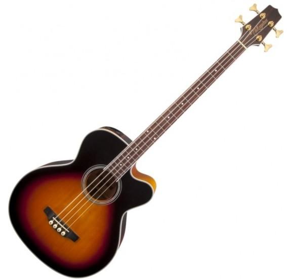 Takamine GB72CE-BSB elektro-akusztikus basszusgitár