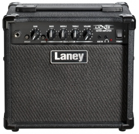 Laney LX15 - Compact amplifier for electric guitar 15W