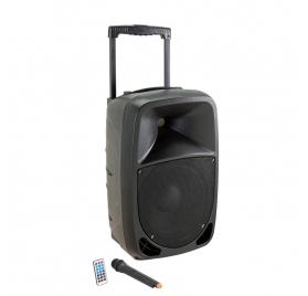 Soundsation GO-SOUND 10AMW - Hordozható 2-utas aktív hangfal