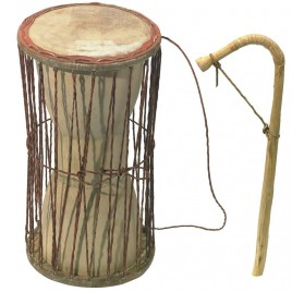 Kamballa beszélő dob (talking drum)
