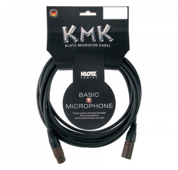 Klotz M1FM1K1000 mikrofonkábel, 10m