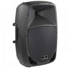 Soundsation GO-SOUND 15AM - 880 Watt 15A Polypropylene Active Speaker with MP3/ Bluetooth player