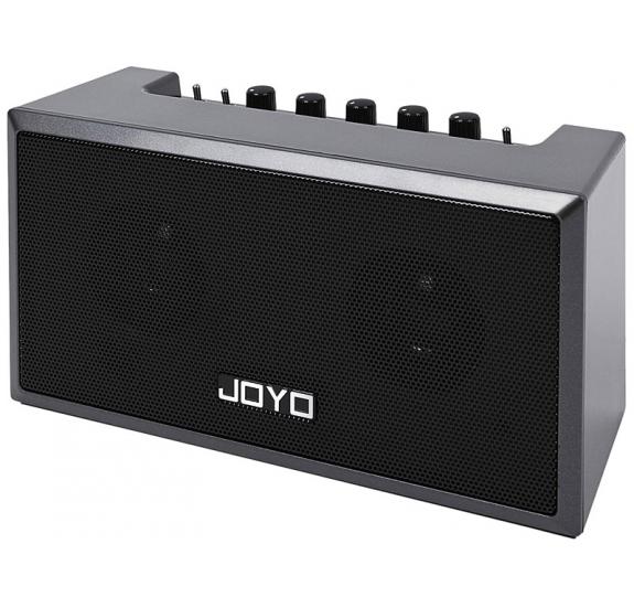 Joyo Top GT fekete 4 Wattos Bluetooth hangszóró és gitárkombó