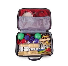 Gyerek ritmuskészlet 17 fajta hangszer