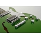 Hagstrom Alvar Ltd, Stallion Green Metallic