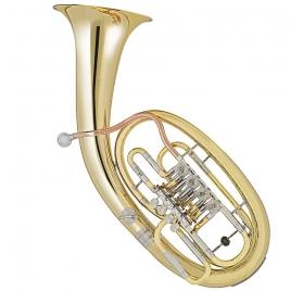 Cerveny CTH821-4  Bb tenor horn - 4 rotary valves