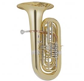 Cerveny CBB 671-4G (JUNIOR) BBb tuba - 1/4