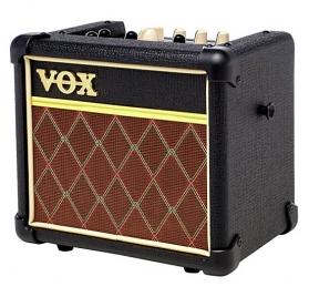 """Vox MINI3GIICL, modellezős gitár kombó, 3 Watt, 5"""" hangszóró, klasszik"""