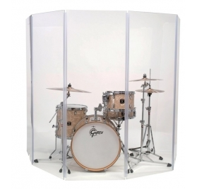 Gibraltar akusztikus hangvédő val/drum shield