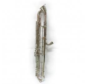 L.A.Ripamonti 123-1M kontrabasszus klarinét - fém test