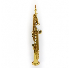 L.A.Ripamonti 5010 soprano saxophone