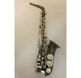 L.A.Ripamonti 5030B contralto saxophone - Black/Silver