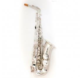 L.A.Ripamonti 5030S kontraalt szaxofon - Fényes Ezüst