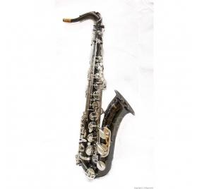 L.A.Ripamonti 5040VFRB tenor szaxofon - Fekete/Ezüst