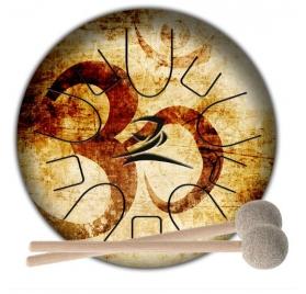 Zefiro M Aurum G-major tongue drum
