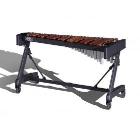 Adams XS2LA35 Solist Oktáv hangolású xilofon - 3,5 oktáv - Világos rózsafa