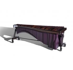Adams Nancy Zeltsman Signature hondurasi rózsafa marimba - 5 oktáv