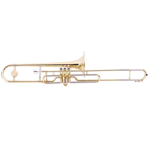 John Packer JP135 Bb dugattyús tenor harsona