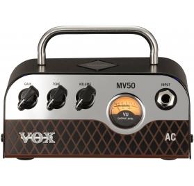 VOX MV50AC mini erősítő NUTUBE technológiával, AC hang - 50W