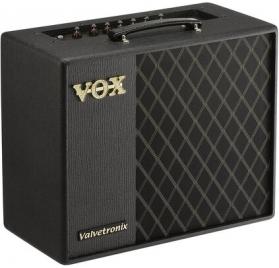 """Vox VT40X,VET technológiás modellező gitárerősítő, Valvetronix, 1x10"""" hangszóró, 40W, USB, ToneRoom"""