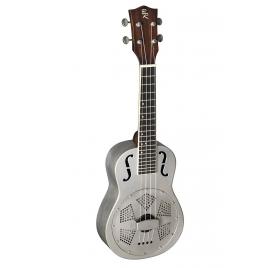 Baton Rouge UV71-C-HMA rezonátor koncert ukulele - elektroakusztikus
