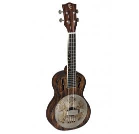 Baton Rouge UV71-C-SCR rezonátor koncert ukulele - elektroakusztikus