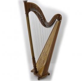 Melody 40 String Celtic Harp