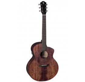 Baton Rouge X11S/FJE-AB Flat Cut Jumbo elektroakusztikus gitár